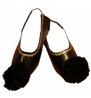 Αξεσουάρ Παραδοσιακής Στολής Τσαρούχια Καλύπτρες Παπουτσιών MARK