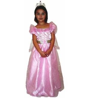 Carnival Halloween Costume kids Sleeping Beauty 4-10 years MARK766