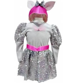 Carnival Halloween Costume kids kitty cat 1-8 Years Old MARK539