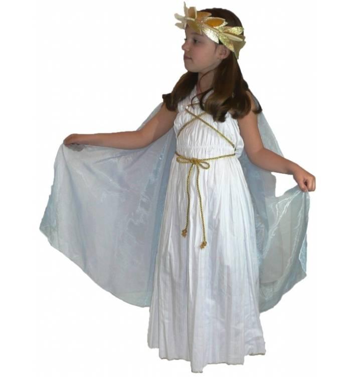 Greek Traditional Costume ANCIENT GREEK GIRL 6-12Years ...