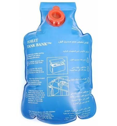 Είδος εξοικονόμησης νερού για καζανάκι τουαλέτας toilet tank bank