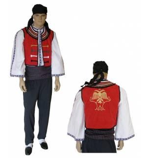 Παραδοσιακή Στολή ΘΡΑΚΙΩΤΗΣ Εφηβική & Ανδρική MARK592