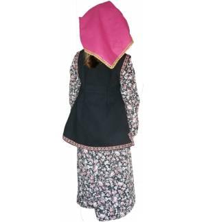 Greek Traditional Costume Epirus Girl 6-12 Years old Ipirotissa MARK778