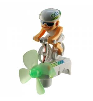 POWERplus Chipmunk Educational Fun Wind Powered Biker Kit