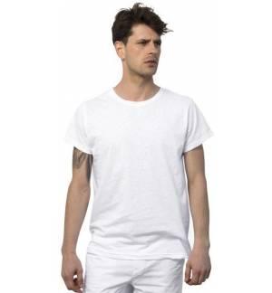 560 Unisex κοντομάνικη μπλούζα σε ύφασμα Φλάμα 140 γρ. 100% βαμβάκι t-shirt