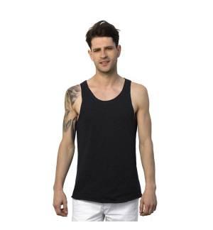 570 Unisex αμάνικη μπλούζα σε ύφασμα Φλάμα 140 γρ. 100% βαμβάκι t-shirt