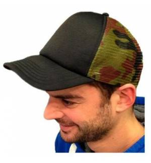 Atlantis Mesh Camo καπέλο