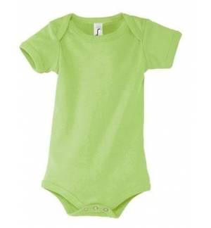 Sol's Bambino 00583 Φορμάκι για μωρά 1Χ1 Ριπ 180 γρ. - 100% Ringspun βαμβάκι πενιέ