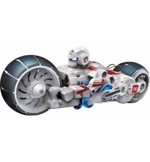 Water Powered MotorCycle Toy Model Set Powerplus Racehorse Junio