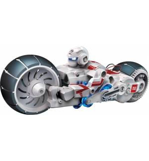 Water Powered MotorCycle Toy Model Set Powerplus Racehorse Junio