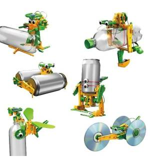 Solar Recycler Solar Powered RECYCLING TOY SET POWERplus Junior