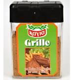 Grillo ΜΕΙΓΜΑ ΜΠΑΧΑΡΙΚΩΝ για Κρέας Μπριζόλες 75gr ΚΑΓΙΑ πλαστικό βαζάκι