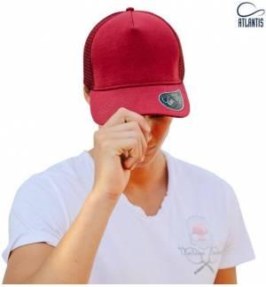 Atlantis 877 Rapper Jersey, Πεντάφυλλο καπέλο τζόκεϋ