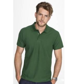 Sol's Summer II 11342 Men's Polo Shirt 170 gr. pique - 100% combed Ringspun cotton