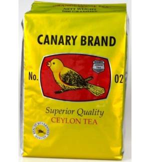 Ceylon Tea Canary Brand Superior Quality Jones 1000gr No 2 Kagia 33.81 oz bag