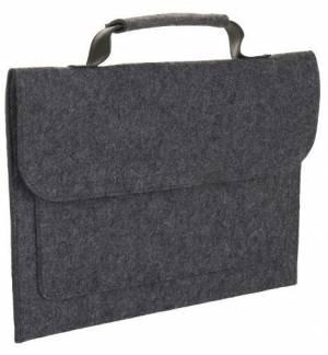 Sol's Brixton 01679 Felt briefcase 100% polyester
