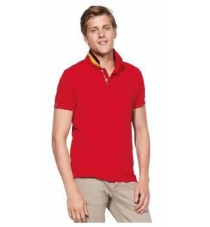 Sol's Patriot 00576 Men's polo shirt 100% Ringspun cotton