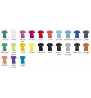 Sol's Regent Women 01825 Γυναικείο t-shirt 100% Ringspun βαμβάκι σεμί-πενιέ