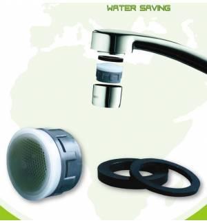 Inner Water Saving Faucet Aerator M24 & M22 EcoSavers