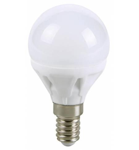 Λαμπτήρας LED μικρή σφαίρα 4W E14 Θερμό Λευκό 320LM Λάμπα 230V