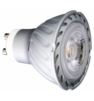 Dimmable 230V Led Light 5W GU10 Warm White 400lm COB SPOT Ecosav