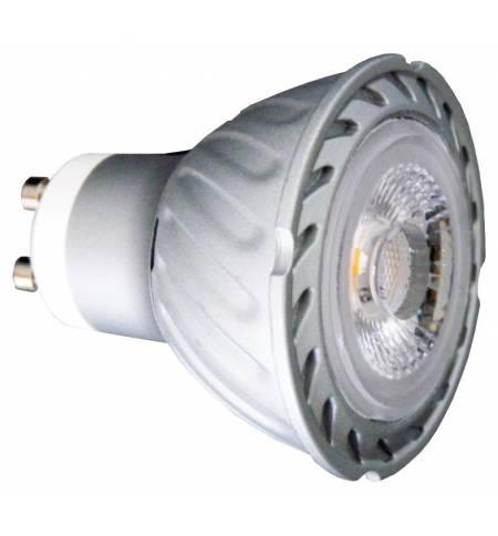 Dimmable LED 5W GU10 Θερμό Λευκό 400LM Σποτ 230V Ecosavers