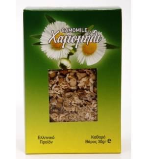 ΧΑΜΟΜΗΛΙ ΔΕΛΦΙ 30gr Ελληνικό Προϊόν Αρωματικά φυτά & Βότανα