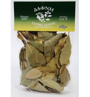Φύλλα ΔΑΦΝΗ Βάγια 20γρ νοστιμίζουν φαγητά σάλτσες κρεατικά Δέλφι