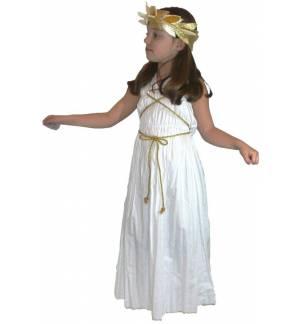 Παραδοσιακή Στολή ΑΡΧΑΙΑ ΕΛΛΗΝΙΔΑ 6-14 Ετών MARK552