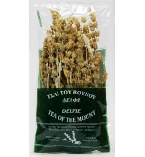 TEA OF THE MOUNT WHOLE Delfie 35gr 1.23oz A natural Greek Produc
