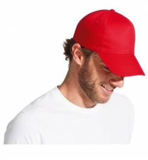Sol's Buzz 88119 100% βαμβακερό Πεντάφυλλο καπέλο