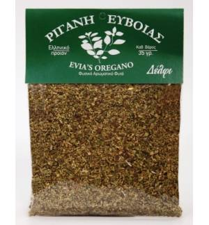 Oregano Evia's Natural herb from the mountains of Evia, Greek pr