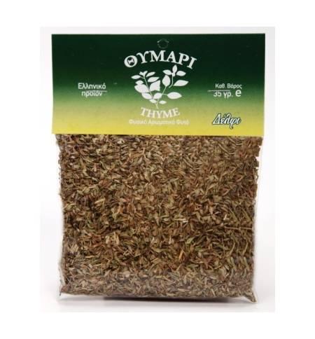 ΘΥΜΑΡΙ Δέλφι 35γρ Φυσικό Αρωματικό Φυτό Ελληνικό Προϊόν