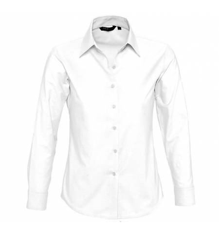 b2a652709343 LADIE S LONG SLEEVED OXFORD SHIRT SOL S EMBASSY 16020 sleeve shi