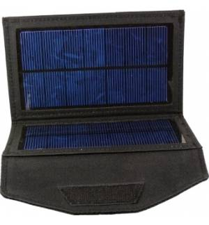 FOLDABLE POCKET SOLAR CHARGER USB 5V OUTPUT Fox POWERplus