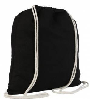 UBAG Denver τσάντα ώμου με κορδόνια 100% βαμβάκι 110grs.