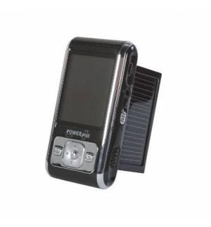 PowerPlus Toucan Ηλιακό & USB MP4 βίντεο player με μνήμη 4 GB