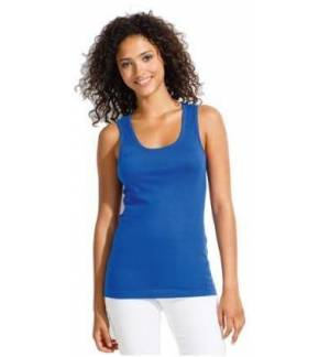 Sol's Jane 11475 Women's tank top 100% semi-combed Ringspun cotton
