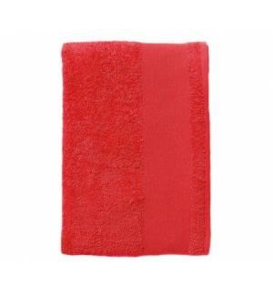 COTTON BATH SHEET BIG TOWEL SOL'S BAYSIDE 100 89009 soft combed