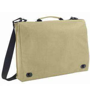 SOL'S CONFERENCE 71300 POLYESTER COMPENDIUM MESSENGER BAG