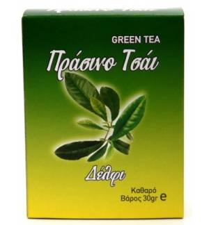 GREEN TEA Delphi 30GR 1.06oz