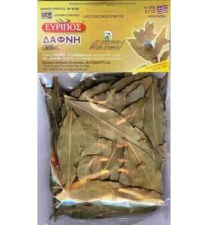 Evripos Laurel Nobilis Natural Greek Product Top Quality 20gr. 0