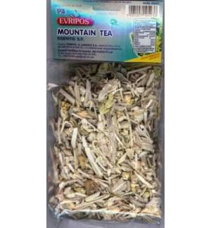 Τσάι Βουνού Εύριπος 50gr 1.75oz Φυσικό Ελληνικό Προϊόν Άριστης Π