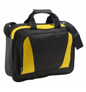 CAMBRIDGE POLYESTER CONFERENCE COMPENDIUM MESSENGER BAG