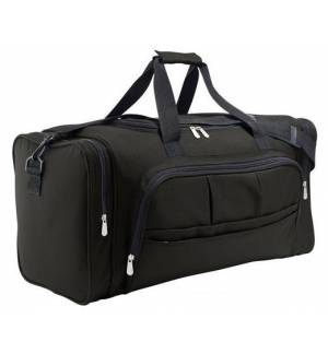WEEK END 600D POLYESTER MULTI - POCKET SPORTS BAG