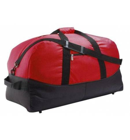 STADIUM 65c 2-COLOUR 600D POLYESTER TRAVEL / SPORTS BAG