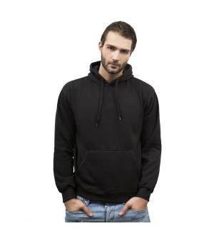 145 Μπλούζα φούτερ με κουκούλα ενηλίκων Σύνθεση: 65% πολυέστερ - 35% βαμβάκι, 270gr