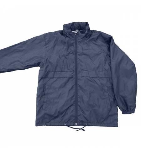 216 Unisex αντιανεμικό με jersey Εξωτερικό: επένδυση 190 Τ νάϋλον Επένδυση: 120 γρ jersey