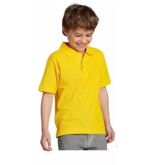 Sol's Summer II Kids 11344 Παιδικό πόλο πικέ με κοντά μανίκια 100% Βαμβάκι