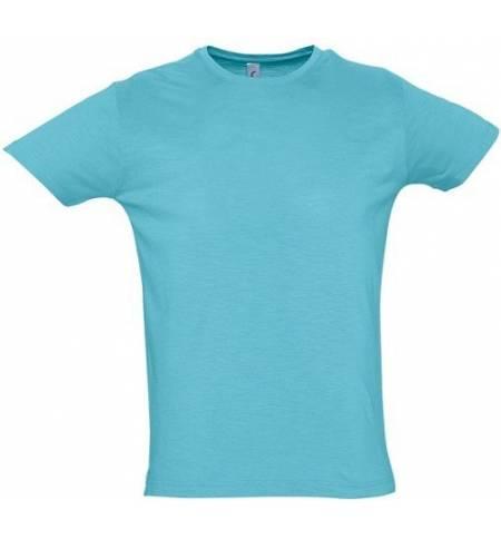 Sols First 11394 Mens Round Collar Slub T Shirt Jersey 150grs 100